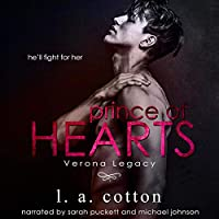 Prince of Hearts (Verona Legacy, #1)