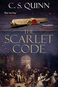 The Scarlet Code (Revolution Spy #2)