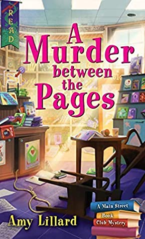 A Murder Between the Pages (Main Street Book Club Mysteries 2)