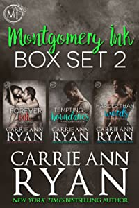 Montgomery Ink Box Set 2 (Montgomery Ink, #1.5, 2, 3)