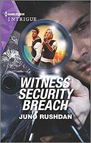 Witness Security Breach (Hard Core Justice, #2)