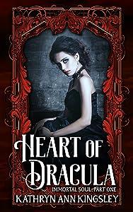 Heart of Dracula (Immortal Soul, #1)