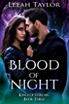 Blood of Night (Kings of Sterling #3)