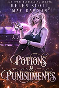 Potions and Punishments (Prisoners of Nightstone, #1)