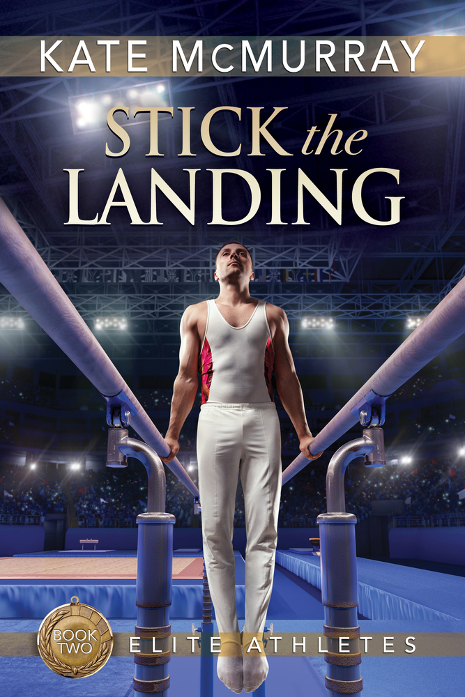 Stick the Landing (Elite Athletes #2)