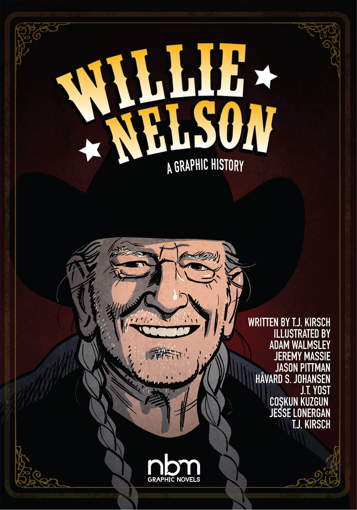 Willie Nelson: A Graphic History