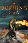A Burning Sea (The Wanderer Chronicles, #3)