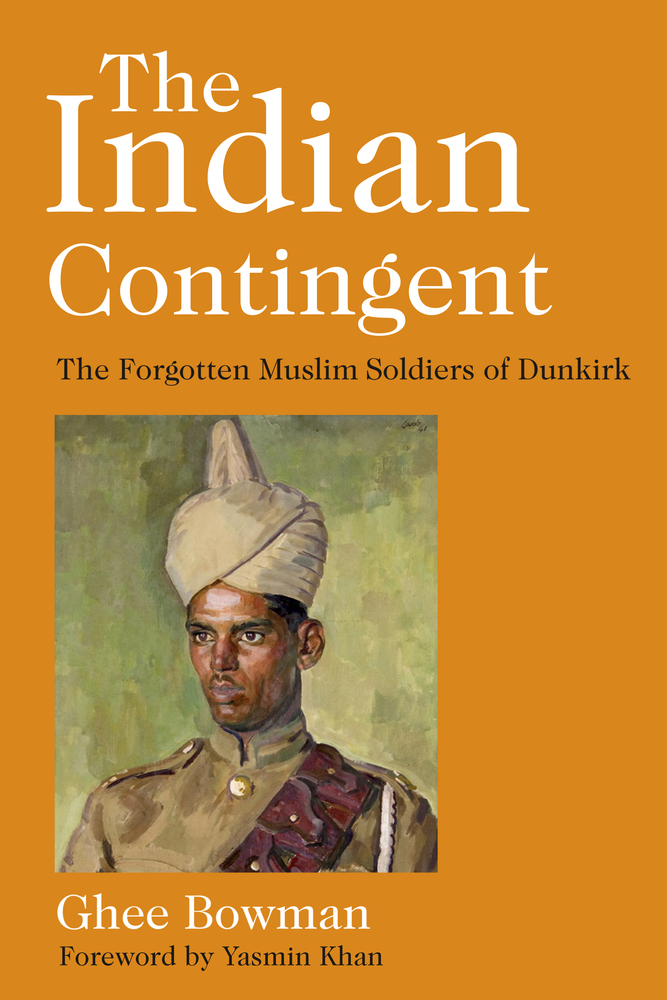 The Indian Contingent by Ghee Bowman
