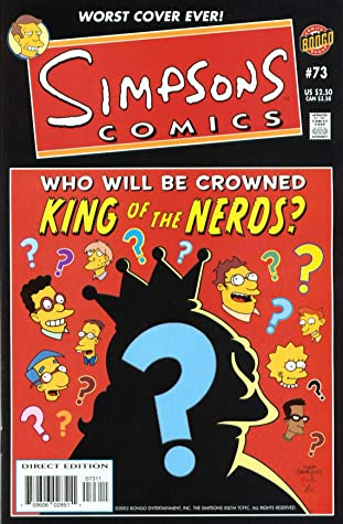 Simpsons Comics: Vol 13 Funny Cartoon Family Comics Books For Kids, Boys , Girls , Fans , Adults