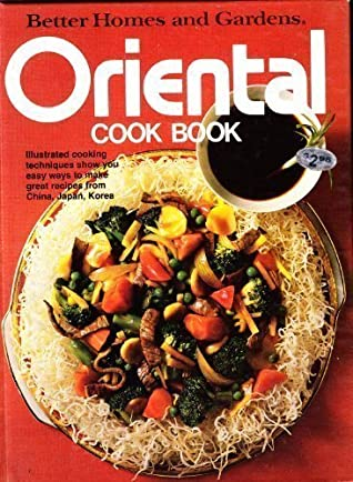 Oriental Cook Book (Better Homes and Gardens)
