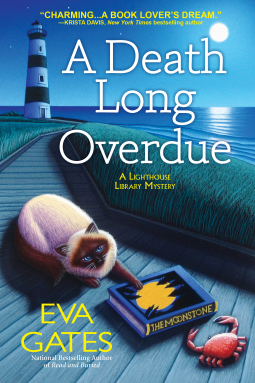 A Death Long Overdue (A Lighthouse Library Mystery #7)