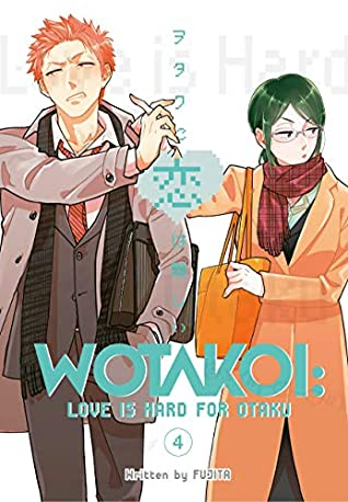 Wotakoi: Love is Hard for Otaku, Vol. 4