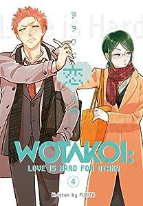 Wotakoi: Love is Hard for Otaku, Vol. 4