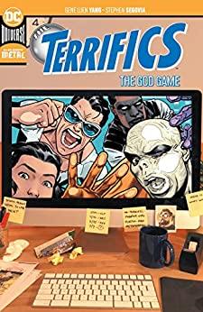 The Terrifics, Vol. 3 by Gene Luen Yang