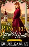 The Rancher's Spirited Bride (Lawson Legacy, #2)