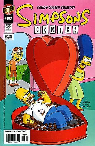 Simpsons Comics: Vol 18 Funny Cartoon Family Comics Books For Kids, Boys , Girls , Fans , Adults