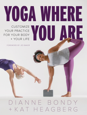 Yoga where you are  by