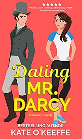Dating Mr. Darcy (Love Manor Romantic Comedy, #1)