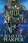 Witch on First (The Jinx Hamilton Series, 4)