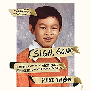 Sigh, Gone book cover