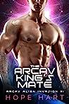 The Arcav King's Mate (Arcav Alien Invasion #1)