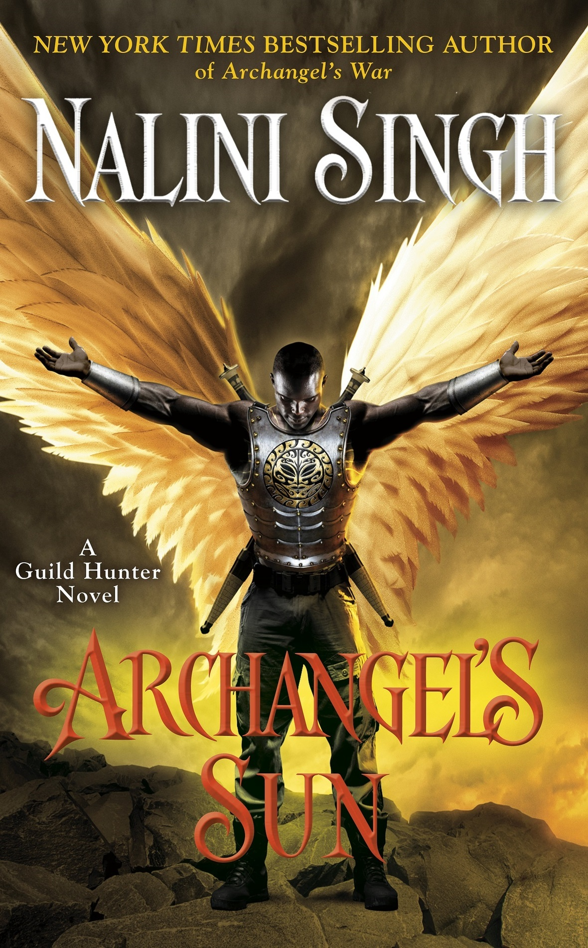 Archangel's Sun (Guild Hunter, #13)