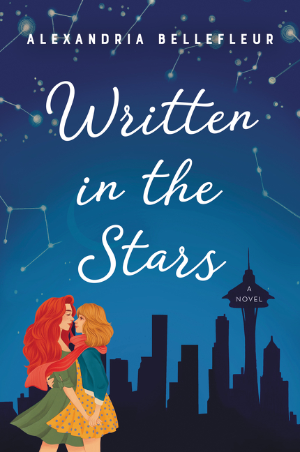 Cover for Written in the Stars