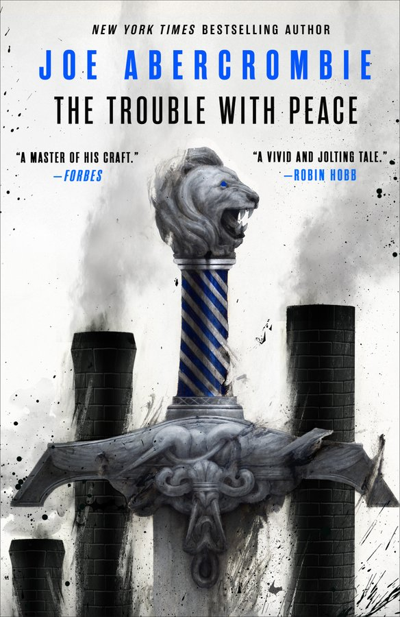 The Trouble With Peace (The Age of Madness, #2)
