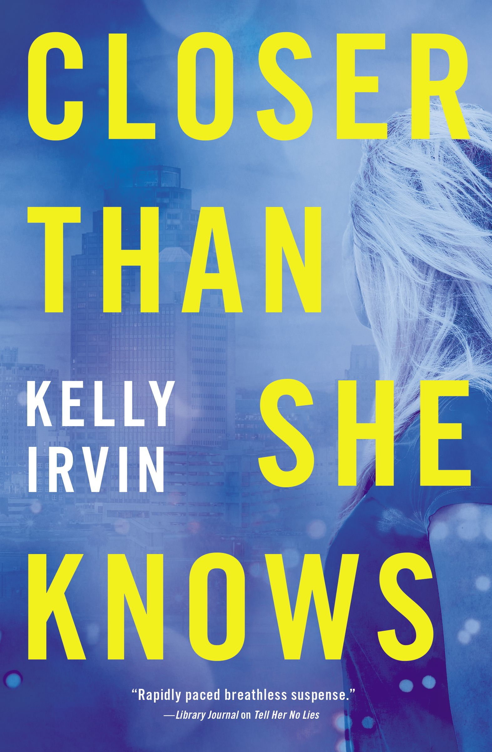 Closer Than She Knows - Kelly Irvin