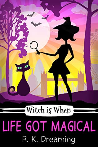 Witch Is When Life Got Magical