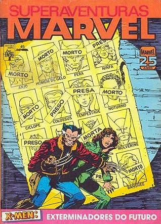 Superaventuras Marvel n° 45 - X-Men: Exterminadores do Futuro