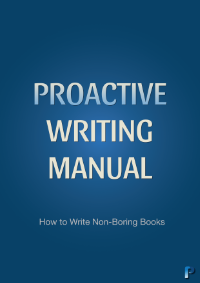 Proactive Writing Manual by Gary Smailes