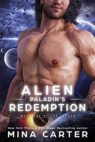 Alien Paladin's Redemption (Warriors of the Lathar, #13)