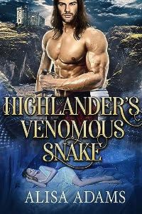 Highlander's Venomous Snake (Beasts Of The Highlands, #7)