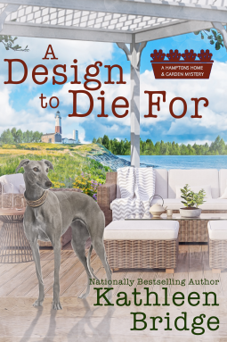 A Design to Die For (A Hamptons Home & Garden Mystery, #5)