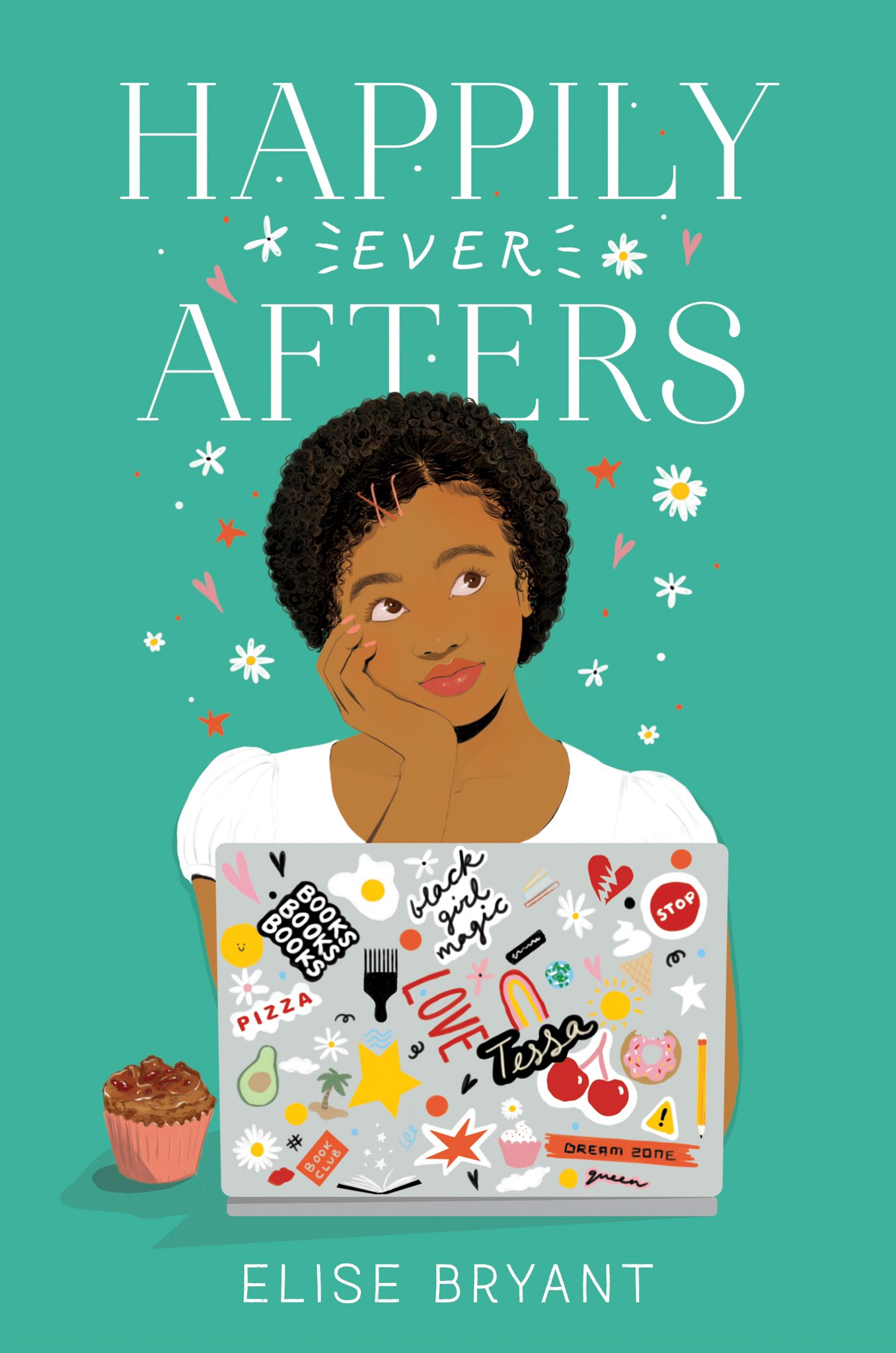Book cover for Happily Ever Afters