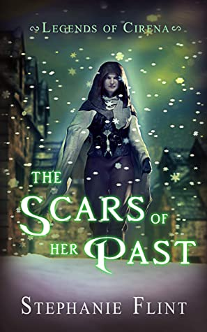 Front cover of The Scars of Her Past by Stephanie Flint