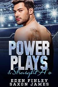 Power Plays & Straight A's (CU Hockey #1)