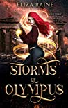 Storms of Olympus: Books Seven, Eight & Nine (The Immortality Trials Book 3)
