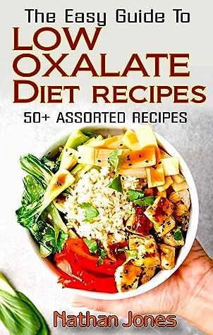 low oxalate diet recipe book