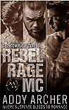 Rebel Rage MC: The Complete Series