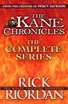 Book cover for The Kane Chronicles: The Complete Series (The Kane Chronicles #1-3)