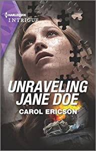 Unraveling Jane Doe (Holding the Line #3)