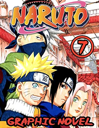 Narut Graphic Novel: Book 7 Includes Vol 19 - 20 - 21 - Great Shonen Manga Naruto Action Graphic Novel For Adults, Teenagers, Kids, Manga Lover
