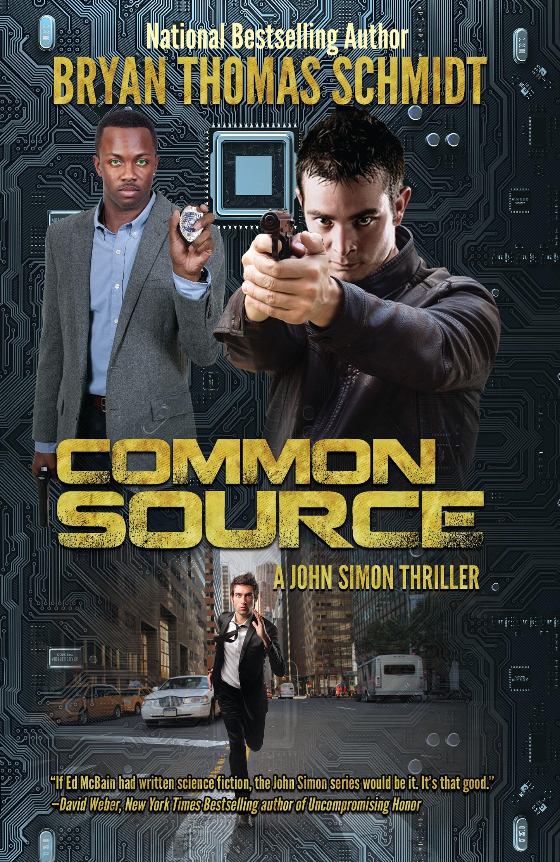 Common Source (John Simon Thrillers 3)