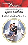 His Cinderella's One-Night Heir by Lynne Graham