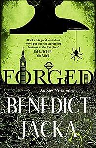 Forged (Alex Verus, #11)