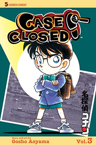 Case: Closed Book 3 Includes Vol 7 - 8 - 9 Great Mystery Graphic Novel Manga For Adults, Teenagers, Kids, Fan Lover