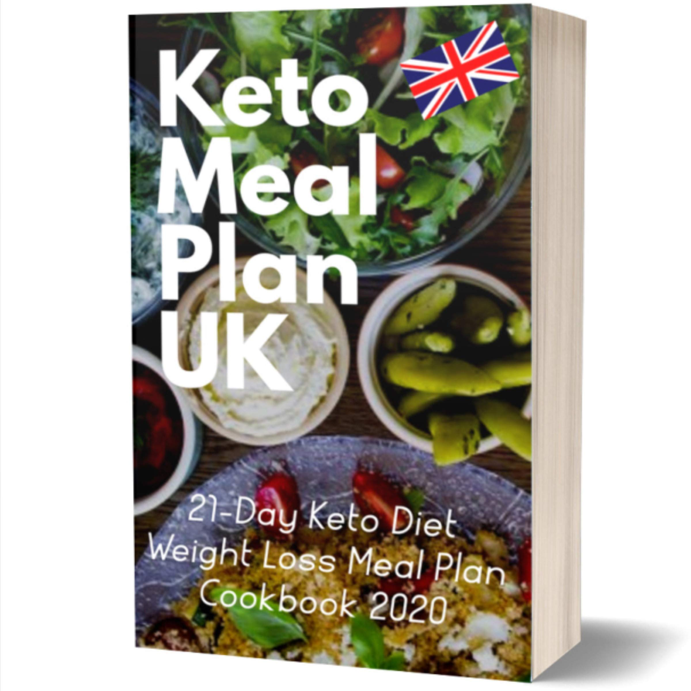 Keto Meal Plan Uk 21 Day Keto Diet Weight Loss Meal Plan Cookbook 2020 By Alba Cartey