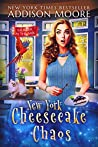 New York Cheesecake Chaos (Murder in the Mix, #8)